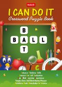 I CAN DO IT - Crossword Puzzle Book (Instant Download ebook)