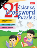 21 Science Crossword Puzzles - Class 1