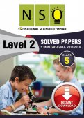 Class 5 NSO 5 years (Instant Download eBook) - Level 2