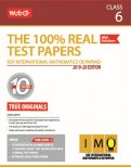 The 100 Percent Real Test Papers -IMO- Class 6