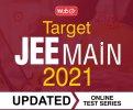 Target JEE 20-21: Online Test Series