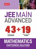 43 + 19 Years Chapterwise Solutions Maths for JEE (Adv + Main)