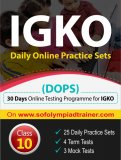 IGKO Daily Online Practice Sets Class 10