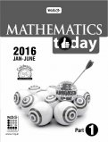 Mathematics Today 2016 (Jan-June)