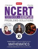 NCERT Text Book+Exemplar Problems-Solutions Mathematics Class 11