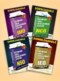 OSDS Combo for NSO, NCO, IMO, IEO - Class 4