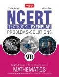 NCERT Textbook+Exemplar Problem-Solutions Mathematics Class 7