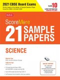 ScoreMore 21 Sample Papers CBSE Boards – Class 10 Science
