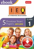 Class 1 IEO 5 years (Instant download eBook)
