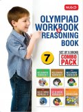 Class 7: Work Book and Reasoning Book Combo for NSO-IMO-IEO-NCO-IGKO