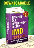 Class-3: IMO Level-2 Olympiad Skill Development System (OSDS)