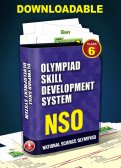 Class 6 NSO Olympiad Skill Development System (OSDS)