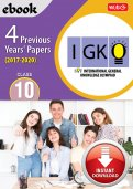 Class 10 IGKO 4 years (Instant download eBook)