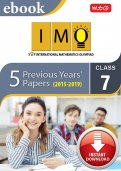 Class 7 IMO 5 years (Instant download eBook)