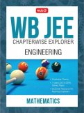 WB JEE Chapterwise Explorer Mathematics - Engineering