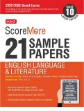 ScoreMore 21 Sample Papers CBSE Boards – Class 10 English Literature