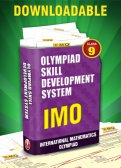 Class 9 IMO Olympiad Skill Development System (OSDS)