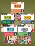 Class 7: 5 years (Instant download eBook) Combo