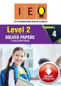 Class 4 IEO 2 year (Instant download eBook) - Level 2