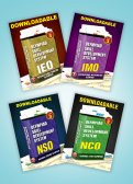OSDS Combo for NSO, IMO, IEO and NCO - Class 3