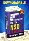 Class-8 : NSO Level-2 Olympiad Skill Development System (OSDS)