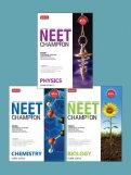 NEET Champion Combo - Physics ,Chemistry, Biology