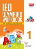 International English Olympiad Work Book - Class 1