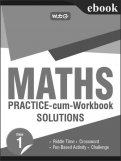 Maths Practice-cum-Workbook Solution-Class 1
