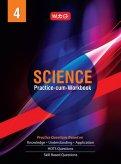 Science Practice-cum-Workbook Class 4