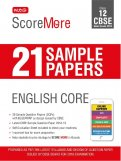 ScoreMore 21 Sample Papers CBSE Boards – Class 12 English Core