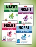 NCERT Solutions Combo (Phy, Chem, Maths, Bio) Class 11