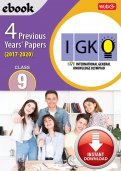 Class 9 IGKO 4 years (Instant download eBook)