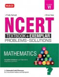 NCERT Textbook + Exemplar Problems Solutions Mathematics - Class 6