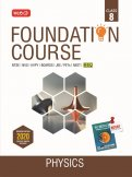 Physics Foundation Course for JEE/NEET/Olympiad : Class 8