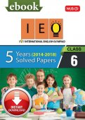Class 6 IEO 5 years (Instant download eBook)