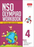 National Science Olympiad Work Book - Class 4