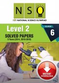 Class 6 NSO 5 years (Instant Download eBook) - Level 2