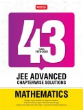43 Years JEE Advanced Chapterwise Solutions - Mathematics
