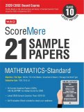 ScoreMore 21 Sample Papers CBSE Boards – Class 10 Mathematics Standard