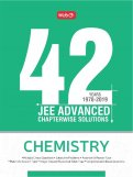 42 Years JEE Advanced Chapterwise Solutions - Chemistry