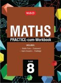 Maths Practice-cum-Workbook Class 8