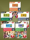 Class 6: 5 years (Instant download eBook) Combo