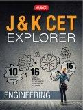 16 years J&K CET Explorer - Engineering