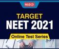 Target NEET 20-21: Online Test Series
