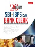 20 Model Practice Sets SBI-IBPS-CWE Bank Clerk