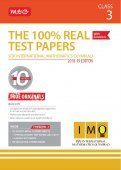 The 100 Percent Real Test Papers -IMO- Class 3
