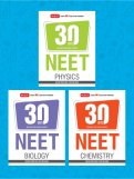 30 Days Crash Course for NEET Combo - Phy, Chem, Bio