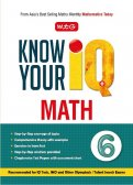 Know Your IQ Maths Class-6