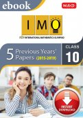 Class 10 IMO 5 years (Instant download eBook)