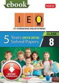 Class 8 IEO 5 years (Instant download eBook)